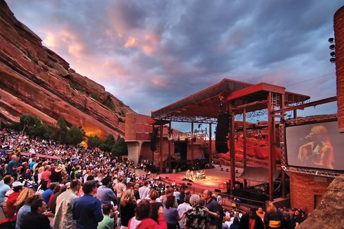 Red Rocks 2020 Schedule Colorado 2020 — Music Cities Convention