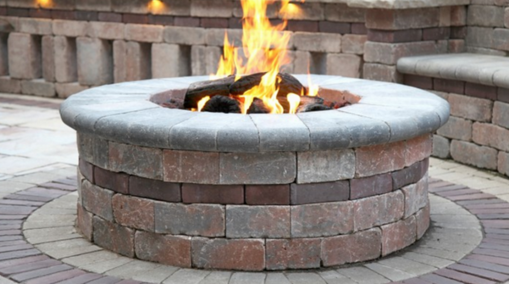fire pit or fireplace for my hopewell junction, NY home