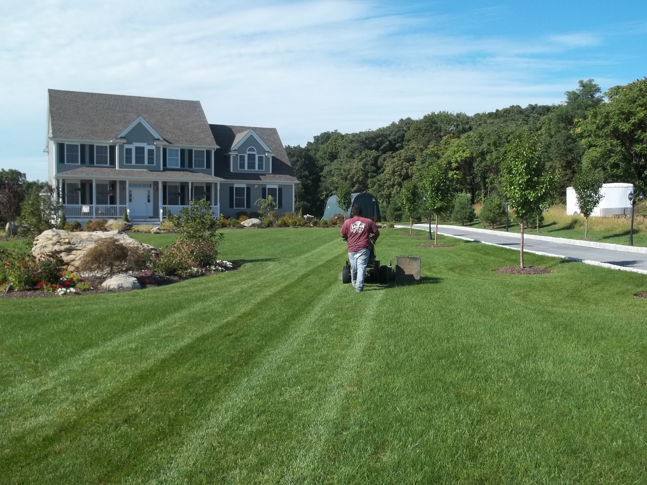 There's More to Effective Lawn Care Than Fertilization in the Fishkill, NY, Area