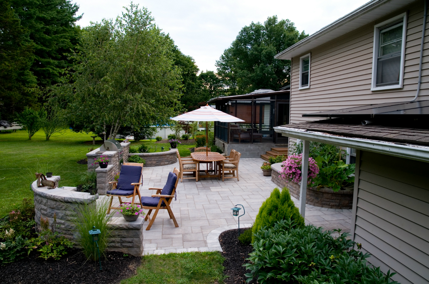 Stunning Summer Landscaping Projects in Putnam County, NY