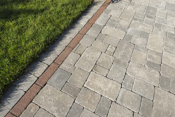 Showstopping Combinations of Color with Unilock Driveway Pavers in Pleasant Valley NY