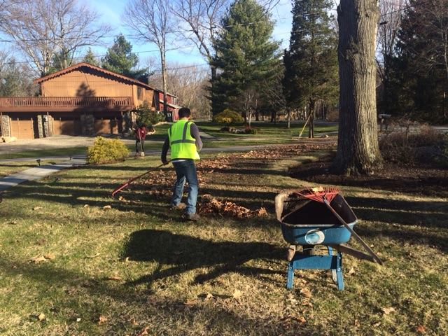 Here's what Fall Means for your Landscaping Requirements in Pleasant Valley NY
