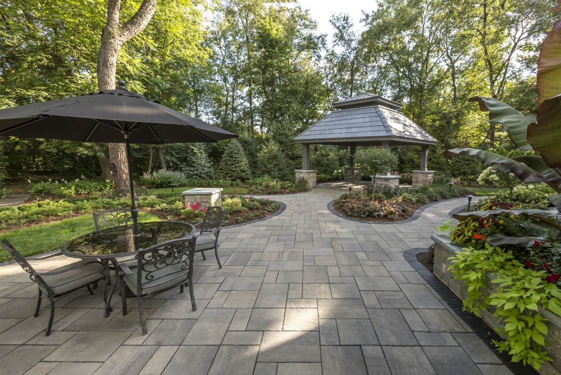 Advantages of a Concrete Paver Patio over Wooden Decking in Hopewell Junction, NY
