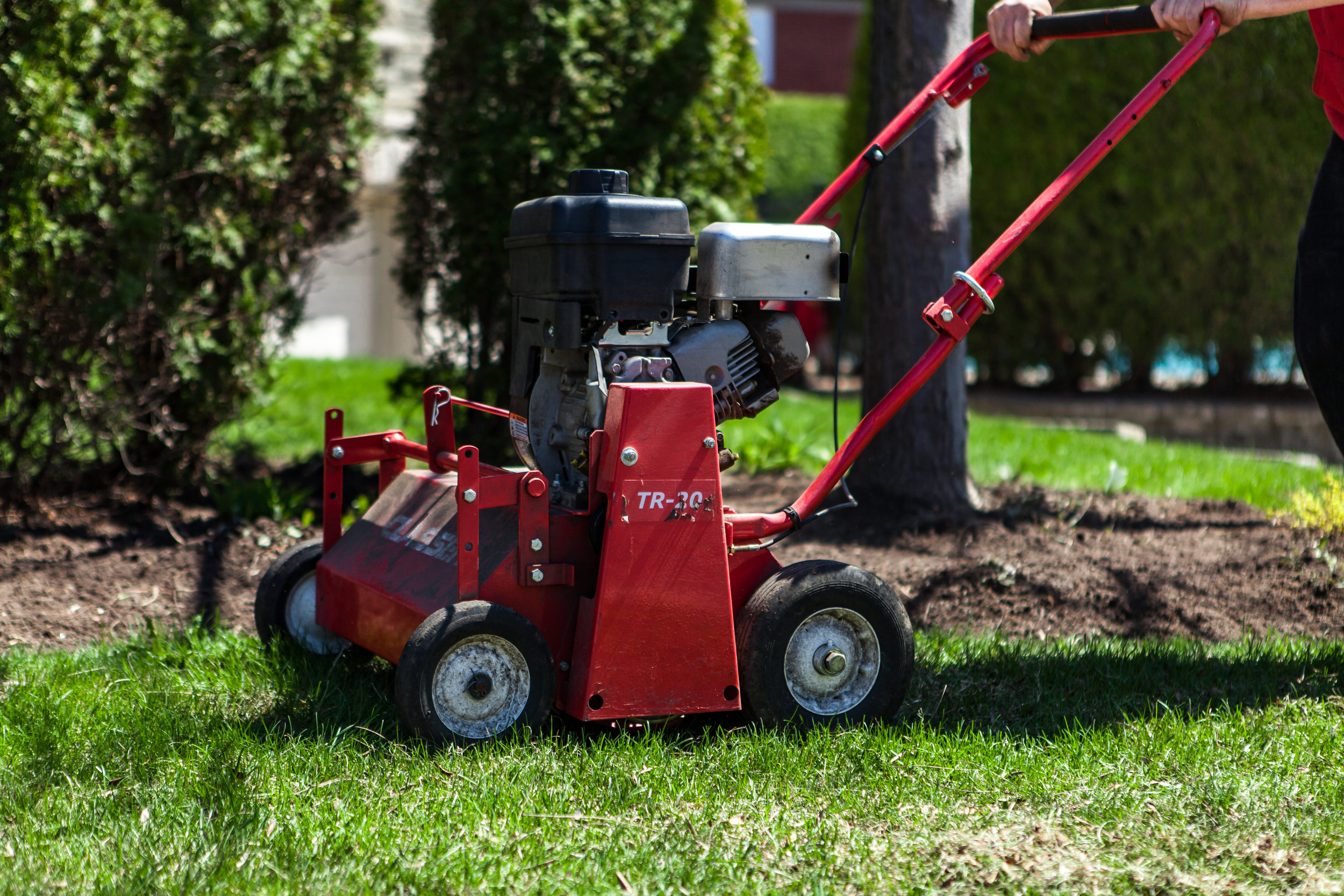How Core Aeration Prepares Your Putnam County, NY, Lawn for Fertilizer