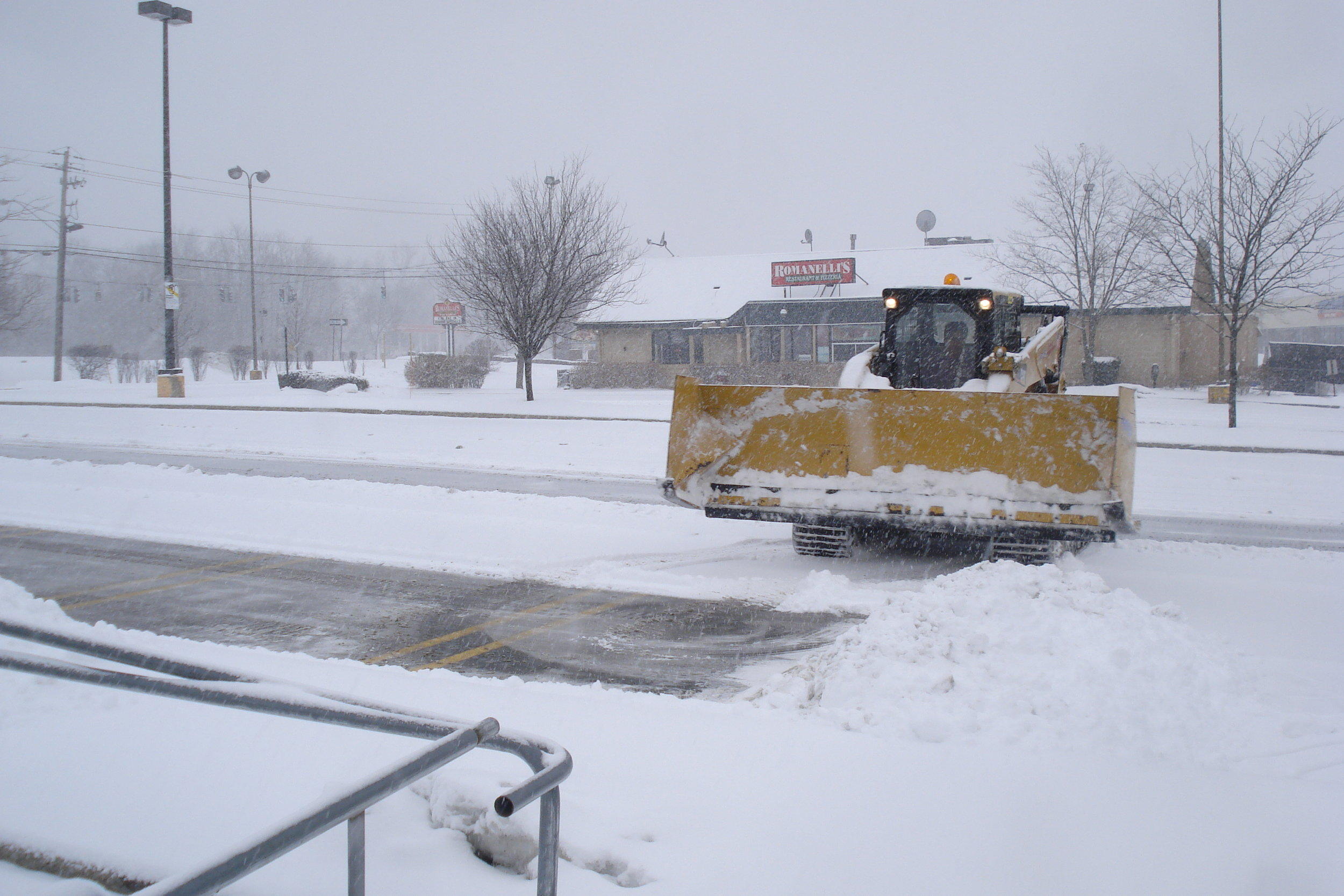 The Benefits of Commercial Snow Removal and Ice Management for your Building in Westchester County, NY