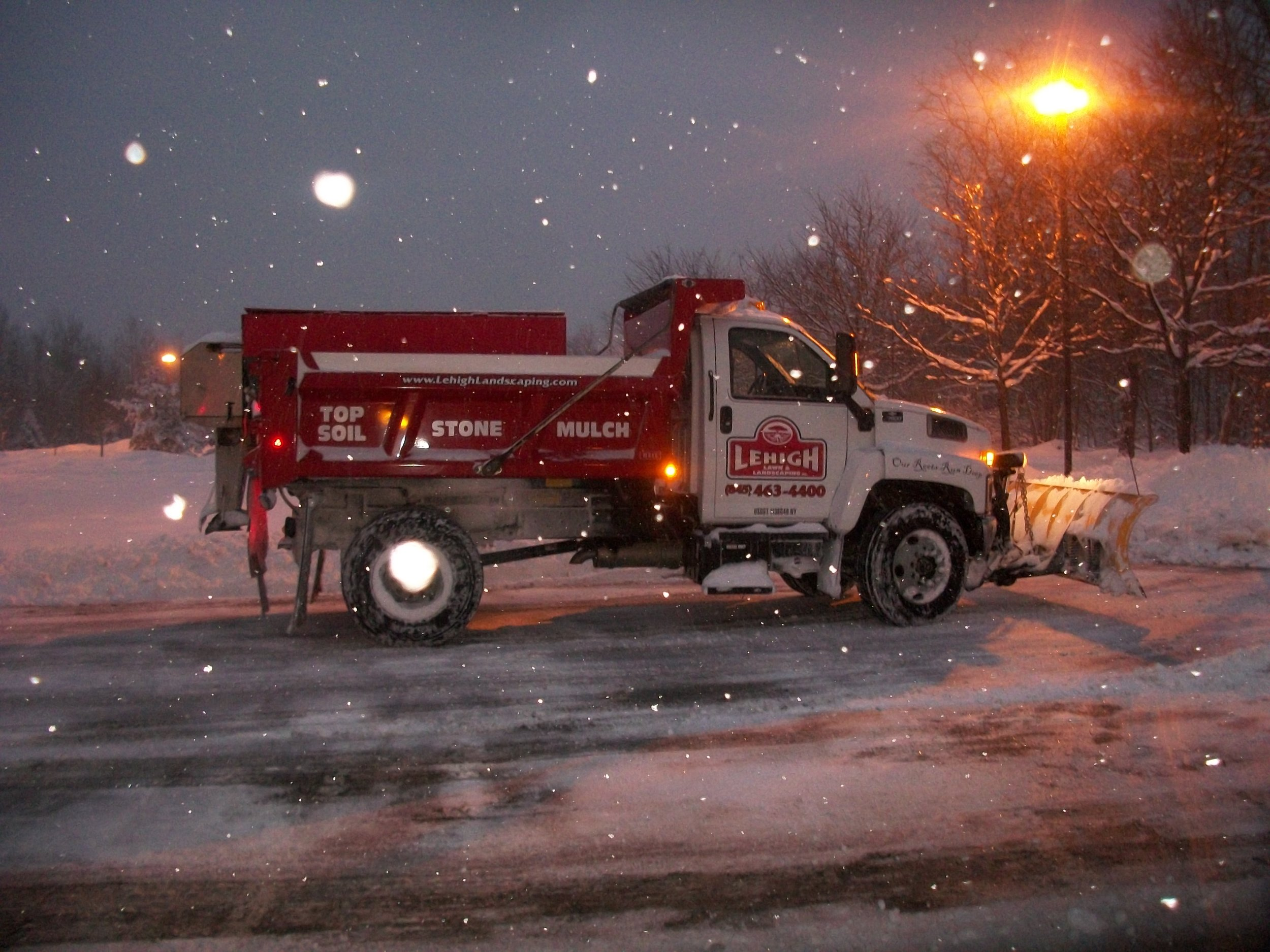 The best commercial snow management Westchester County, NY