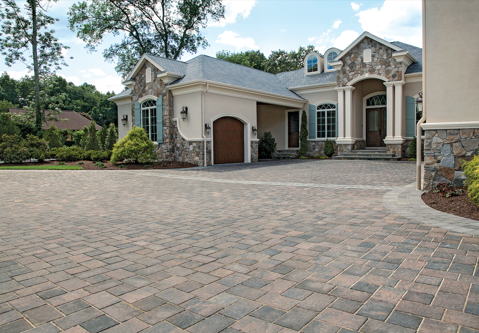Choosing Driveway Pavers for Your Modern Home in Hopewell Junction, NY