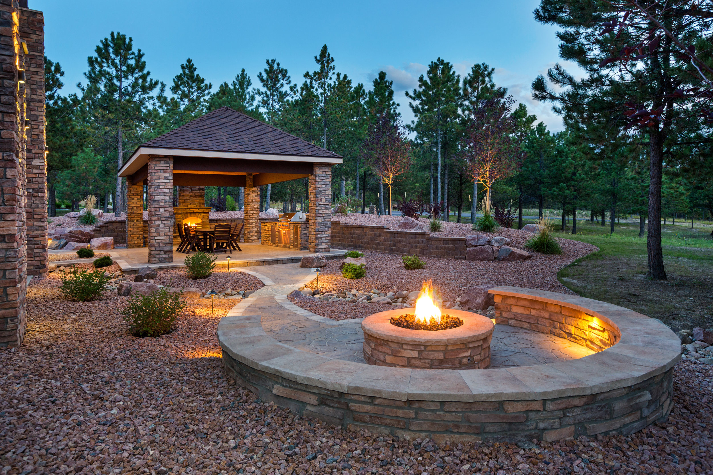 Illuminate your Wappingers Falls, NY, Patio with Landscape Lighting