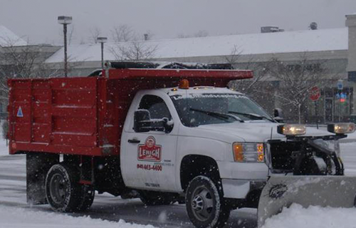 Commercial snow management Westchester County NY