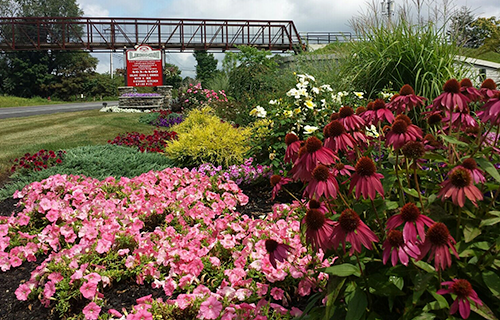 Commercial landscaping Westchester County NY