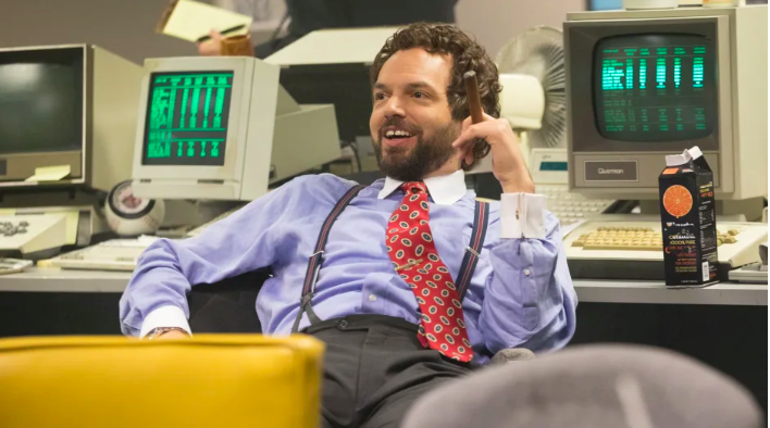Paul Scheer  as Keith in  Black Monday . [Photo: Erin Simkin/Showtime]