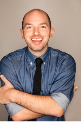 Paul Scheer  [Photo: courtesy of the subject]
