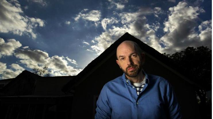 Paul Scheer (Mel Melcon / Los Angeles Times)