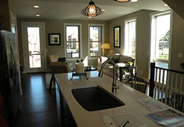 Hickory Place Townhomes Uptown Cincinnati