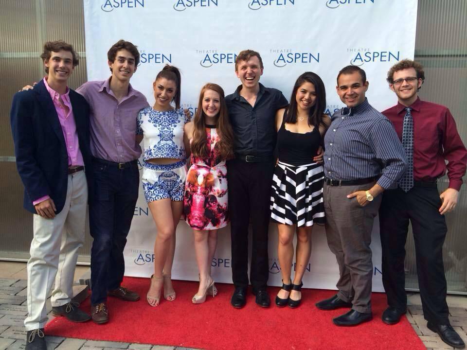 Theatre Aspen Apprentices 2015