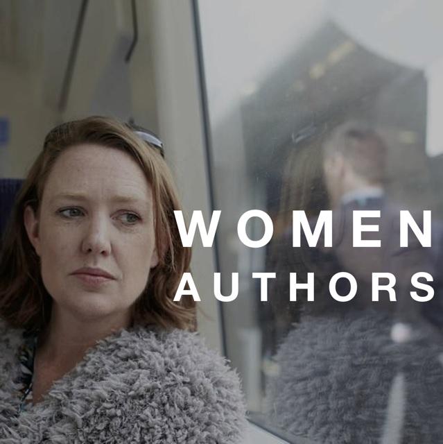 Lounge Books - Ad - Women Authors