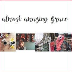 Book blogger - Almost Amazing Grace - Lounge Books