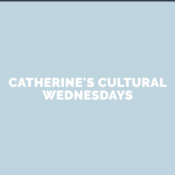 Catherine's Cultural reviewer ad