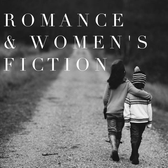 Lounge Books - Ad - Romance and Women's Fiction