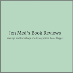 Book blogger - Jen Med Reviews - Lounge Books