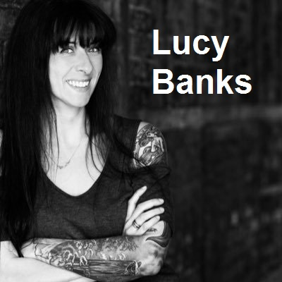 Lounge Books - Book Bloggers - Lucy Banks