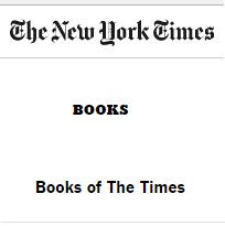 Lounge Books - Book Bloggers - NYT