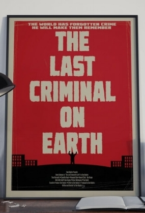 Lounge Books - Etsy - Fathers Day - Last Criminal poster