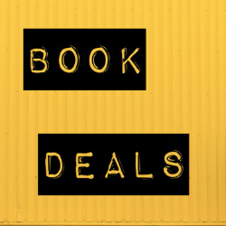 Lounge Books - Ad - Book deals