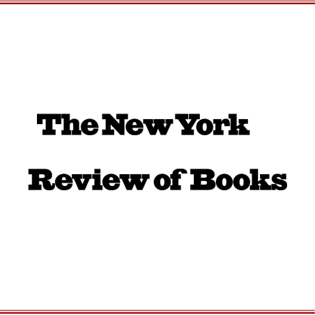 Lounge Books - Bloggers - NY Review of Books
