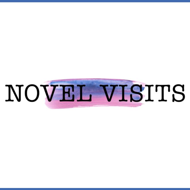 Lounge Books - Bloggers - Novel Visits