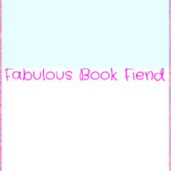Lounge Books - Bloggers - Fabulous Book Fiend