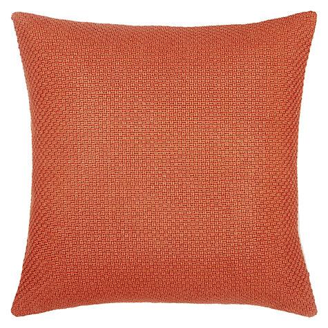 Lounge Books - John Lewis - Orange Cushion