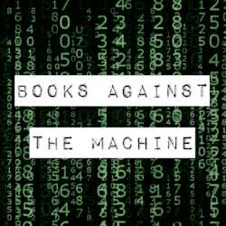 Lounge Books - Ad - Books Against the Machine