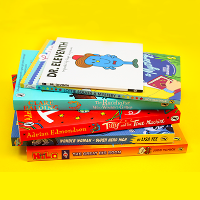 Lounge Books - Competition - Puffin Books