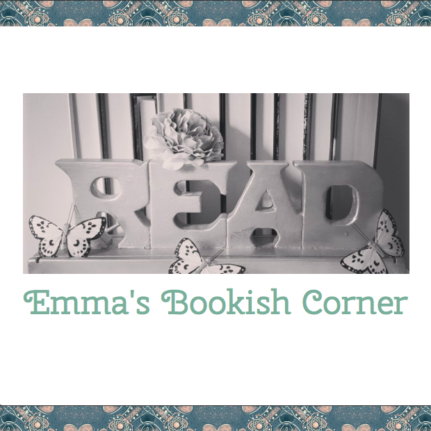 Lounge Books - Bloggers - Emmas Bookish Corner