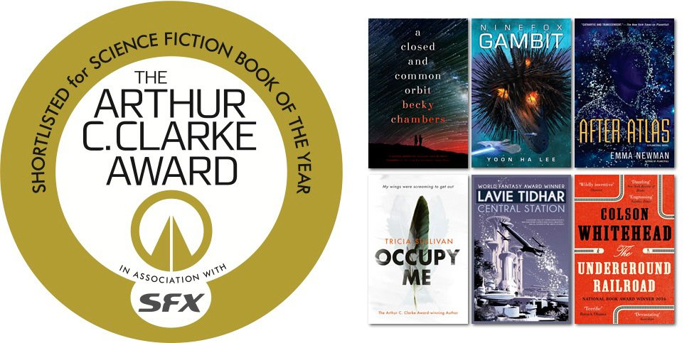 Lounge Books - Competition - Arthur C Clarke