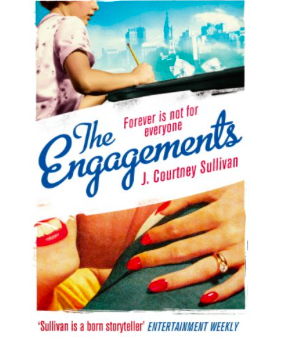 Loung Books - Book - The Engagements - J Courtney Sullivan