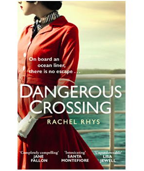 Lounge Books - Book - Dangerous Crossing, Rachel Rhys