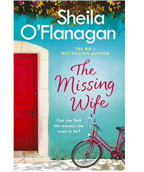Lounge Books - Book - The Missing Wife - Sheila OFlanagan