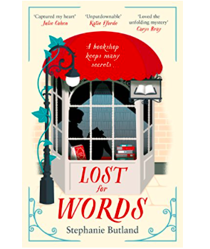 Lounge Books - Book - Lost for Words - Stephanie Butland
