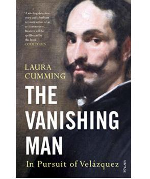 Lounge Books - Book - The Vanishing Man - Laura Cumming