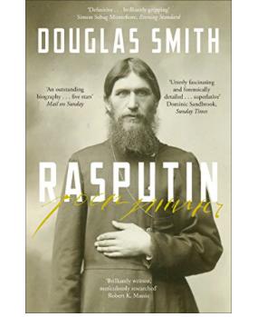 Lounge Books - Book - Rasputin - Douglas Smith