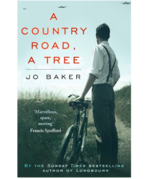Lounge Books - Book - A Country Road, A Tree Jo Baker