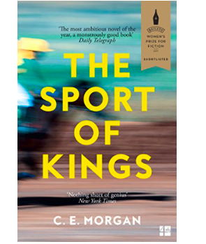 Lounge Books - Book - The Sport of Kings