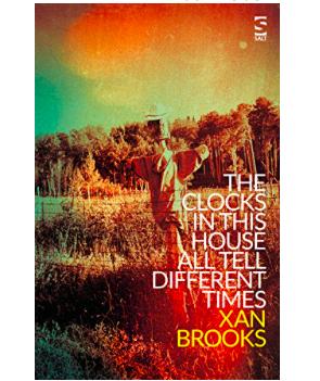 Lounge Books - Book - Xan Brooks