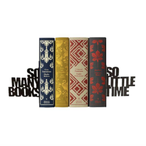 So Many Books Bookends  £15.95