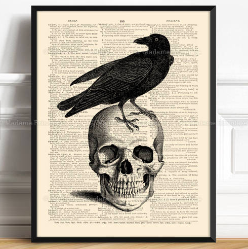 LB - Image - Horror Lounge - Merch - raven-skull-edgar-allan-poe-skull.png