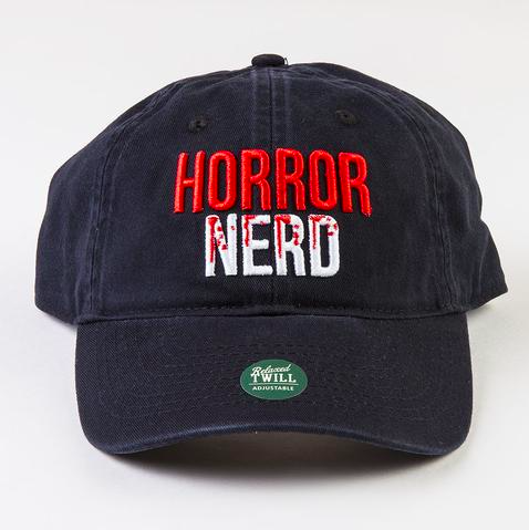 LB - Image - Horror Lounge - Merch - Serial killer shop - Horror nerd cap.png