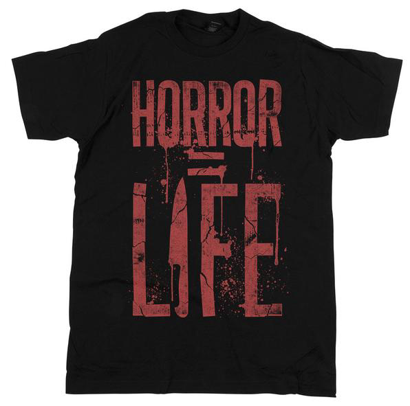 LB - Image - Horror Lounge - Merch - Horror Life Tshirt.png