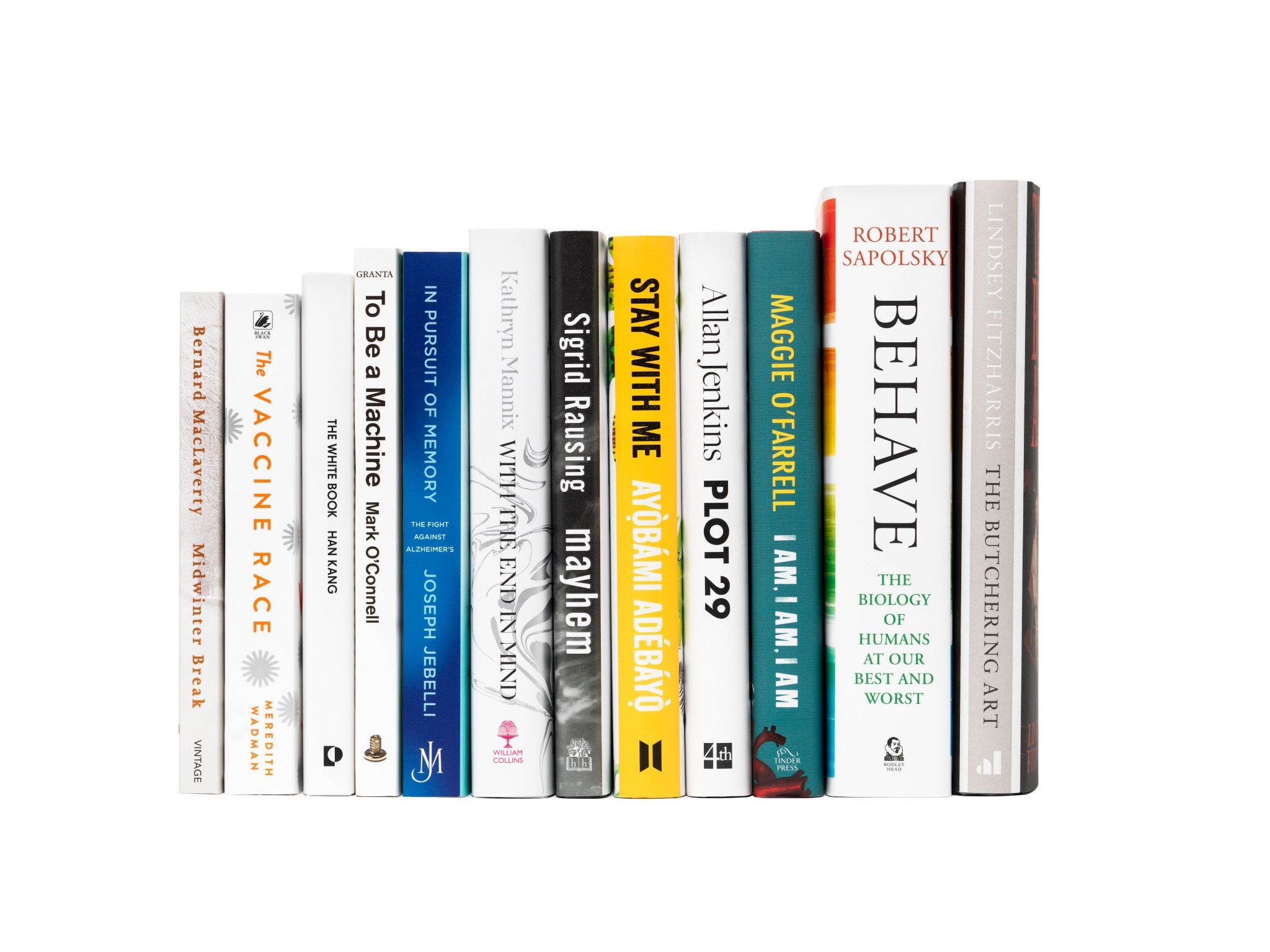 Lounge Books - Competition - Wellcome Prize